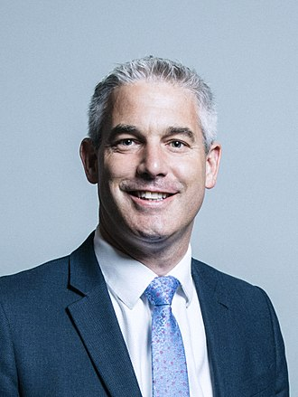 Stephen Barclay - Image: Official portrait of Stephen Barclay crop 2