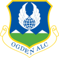 Ogden Air Logistics Complex shield.png