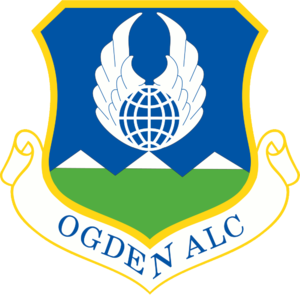 Ogden Air Logistics Complex - Image: Ogden Air Logistics Complex shield