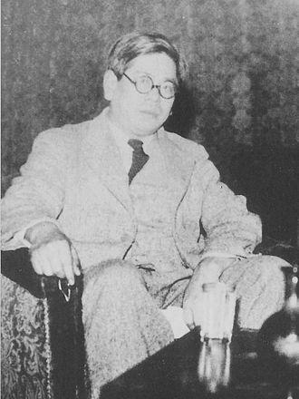 Sōichi Ōya - Sōichi Ōya in 1942