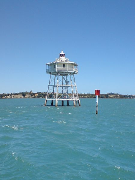 File:Old Lighthouse Waitemata Harbour.jpg