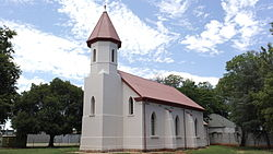 Old Lutheran Church in Kroondal