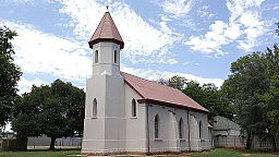 Old Lutheran Church, Kroondal - Erected in 1896.jpg