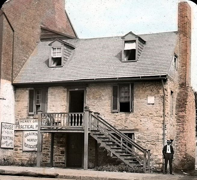 File:Old Stone House - ca. 1890.jpg