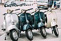 Old Vespa scooters in Taiwan.jpg