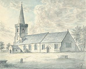 Oldford, Cheshire