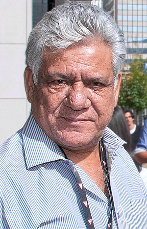 Om Puri - Puri at Toronto International Film Festival, 2010