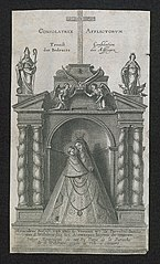 Our Lady, comforter of the afflicted (r5)