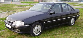 image illustrative de l'article Opel Omega