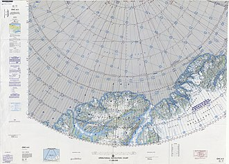 Challenger Mountains - Image: Operational Navigation Chart A 5, 3rd edition
