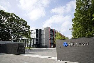 Osaka Prefecture University university in Osaka Prefecture, Japan