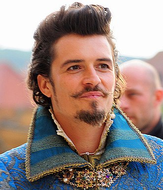 Orlando Bloom - Bloom at the location filming of The Three Musketeers in Würzburg, Germany, 14 September 2010