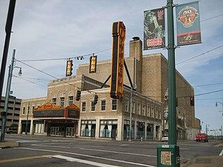 Orpheum Theatre (Memphis) theatre in Memphis, Tennessee
