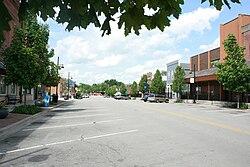 Downtown Oswego