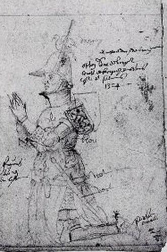 Otto IV, Count of Burgundy - Otto IV, Count of Burgundy