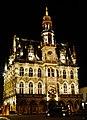 Oudenaarde Rathaus bei Nacht 3.jpg