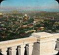 Overlooking the City of Montreal and the Magnificent Victoria Bridge, Canada (4821529313).jpg