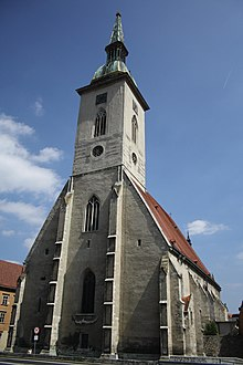 Overview of Cathedral of St. Martin in Bratislava, Bratislava I District.jpg