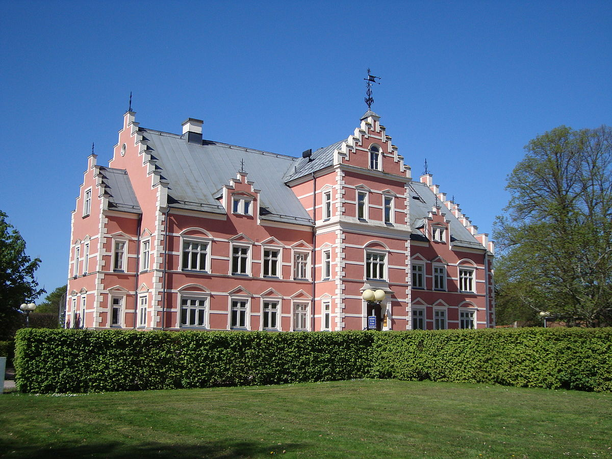 Pålsjö Slot Wikipedia Den Frie Encyklopædi
