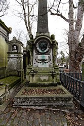 Tomb of Auguste Perdonnet