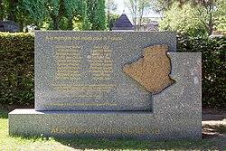 Français: Monument aux disparus des Abdellys