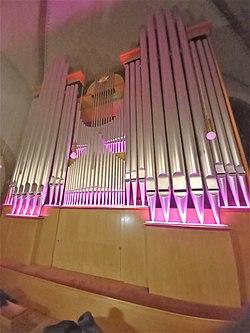 Püttlingen, St. Sebastian (Mayer-Orgel, Prospekt) (5).jpg