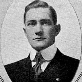 P. R. Bidez - Bidez in the 1915 Glomerata