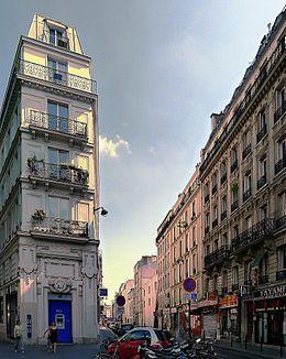 Rue richard lenoir wikip dia for 4 rue richard lenoir