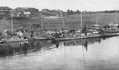 P261 Boats of the Yenisei-Ostiaks preparing to start from Sumarokova.jpg