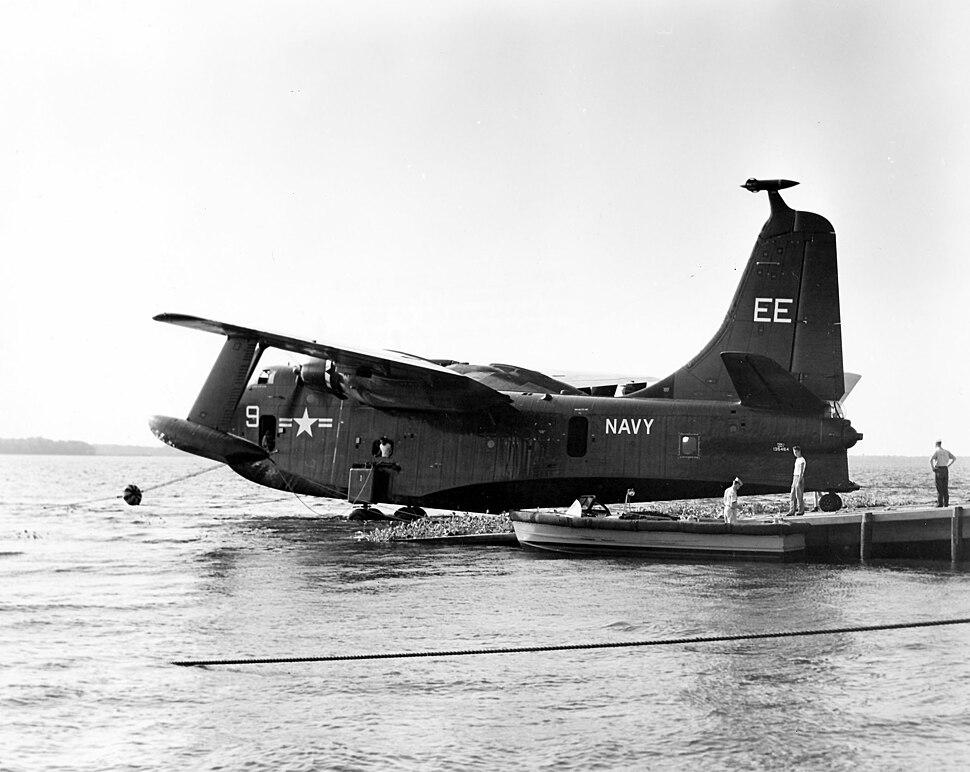 P5M-1 VP-45 Jax 1954