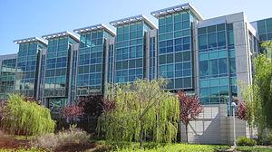 The headquarters of PDI/Dreamworks at 1800 Sea...