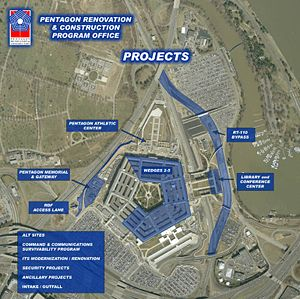 Pentagon Renovation Program Wikipedia