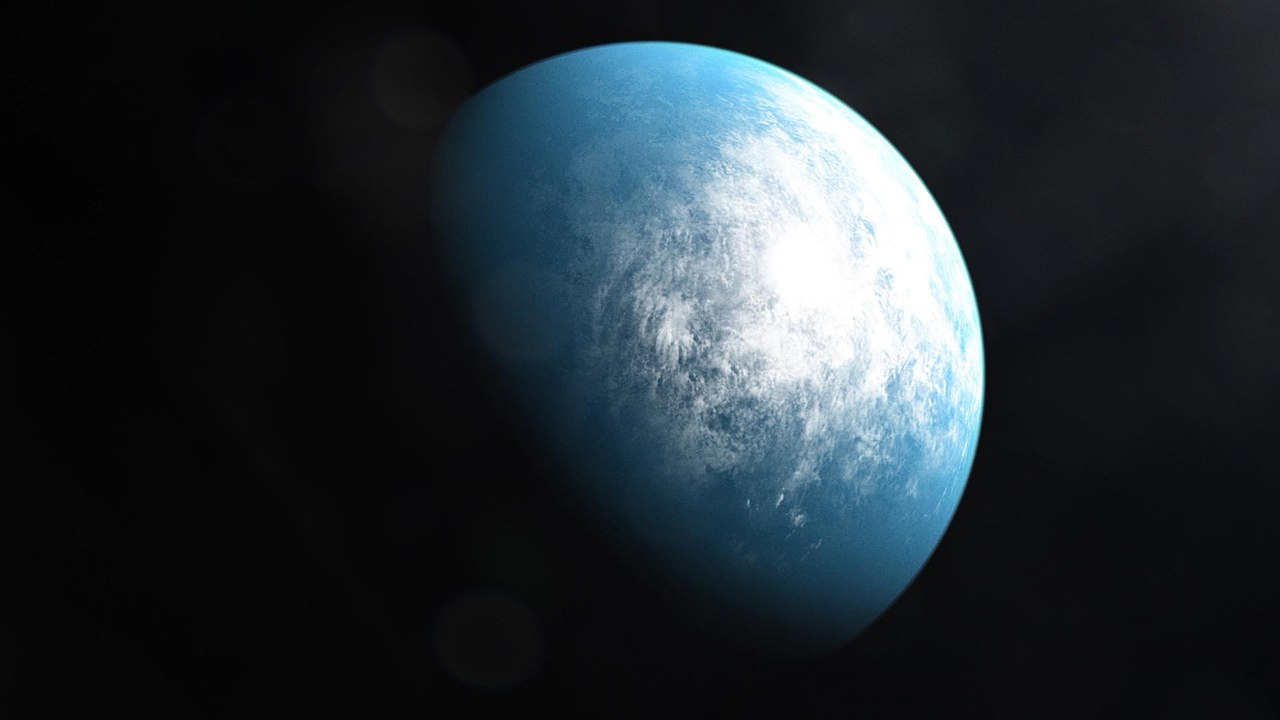 TOI 700 d, Planet Baru Mirip Bumi yang Terkunci Secara Tidal