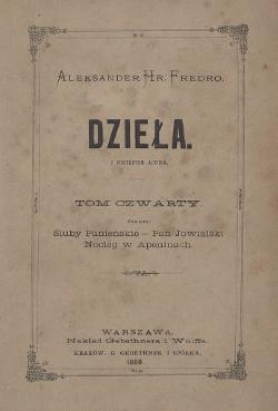 Pan Jowialskicałość Wikiźródła Wolna Biblioteka