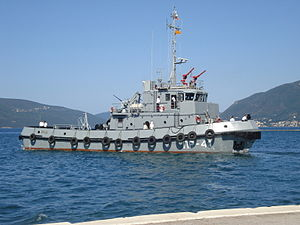 Montenegrin Navy - Image: PR41 ORADA