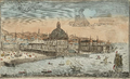 Paço da Ribeira, French drawing.png