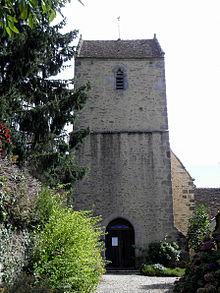 Pacé (61) Église 02.JPG