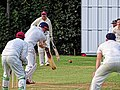 Pacific CC v Chigwell CC at Crouch End, London, England 20.jpg