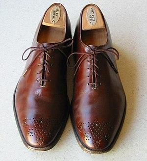 Allen Edmonds - Pair of shoes from Allen Edmonds shoe company