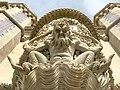 Palácio da Pena, Sintra. Main entrance, mythological Triton. (41898165302).jpg