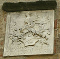 Palazzo dei priori di volterra, stemma serristori, 1476-77.JPG