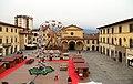 Palazzo di arnolfo, terrazza est, veduta su piazza Cavour.jpg