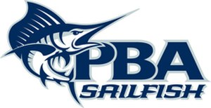 Palm Beach Atlantic University - PBA Sailfish logo