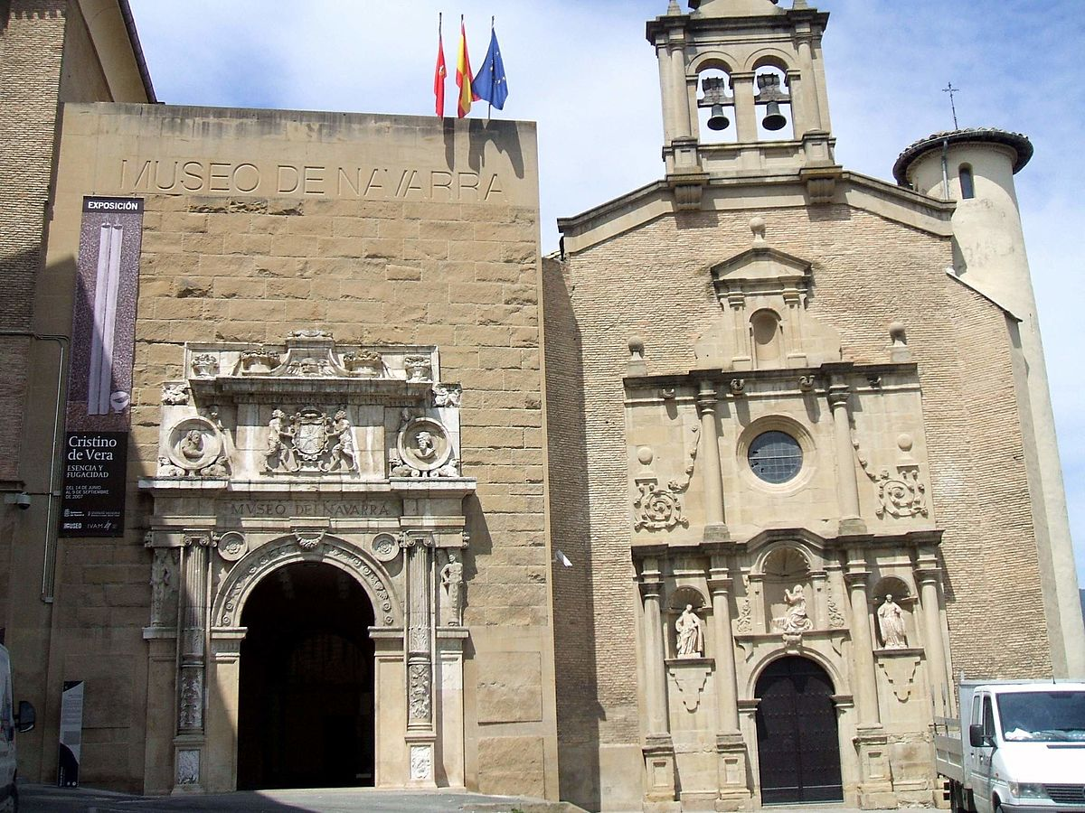 Image result for museo de navarra