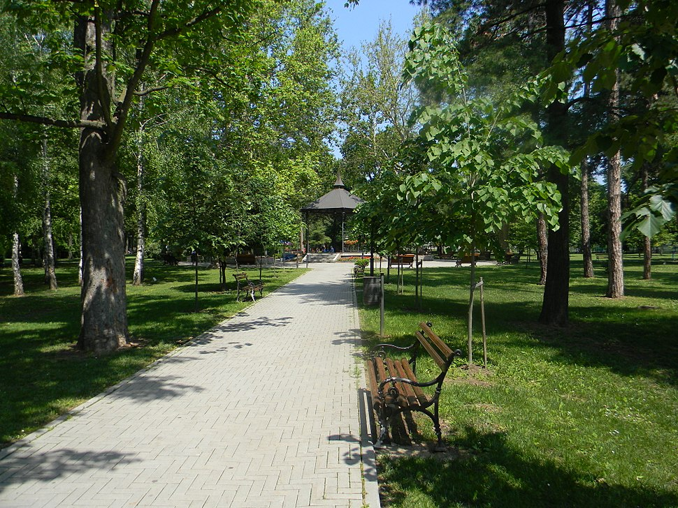 Pančevo Narodna bašta4