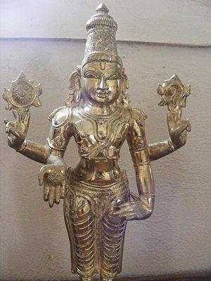 Panchaloha - Example of a Panchaloha murti.