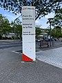 Panneau Place des Nations Unies - Mémorial pour la Paix (Saint-Priest).jpg