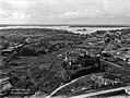 Panoraama Kansallismuseon tornista länsiluoteeseen. - N350 (hkm.HKMS000005-000000j9).jpg