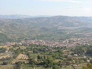 Bivona - Image: Panorama Bivona 5