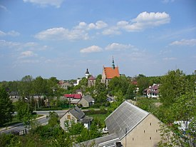 Panorama of Szydlowiec 1.jpg